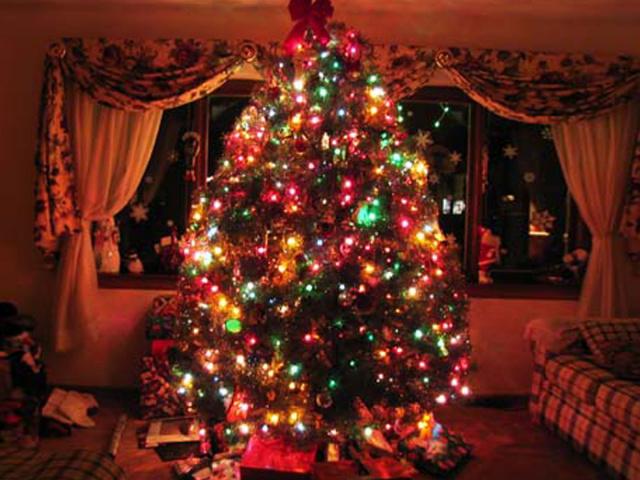 Украшаем дом к Новому году Огненного Петуха